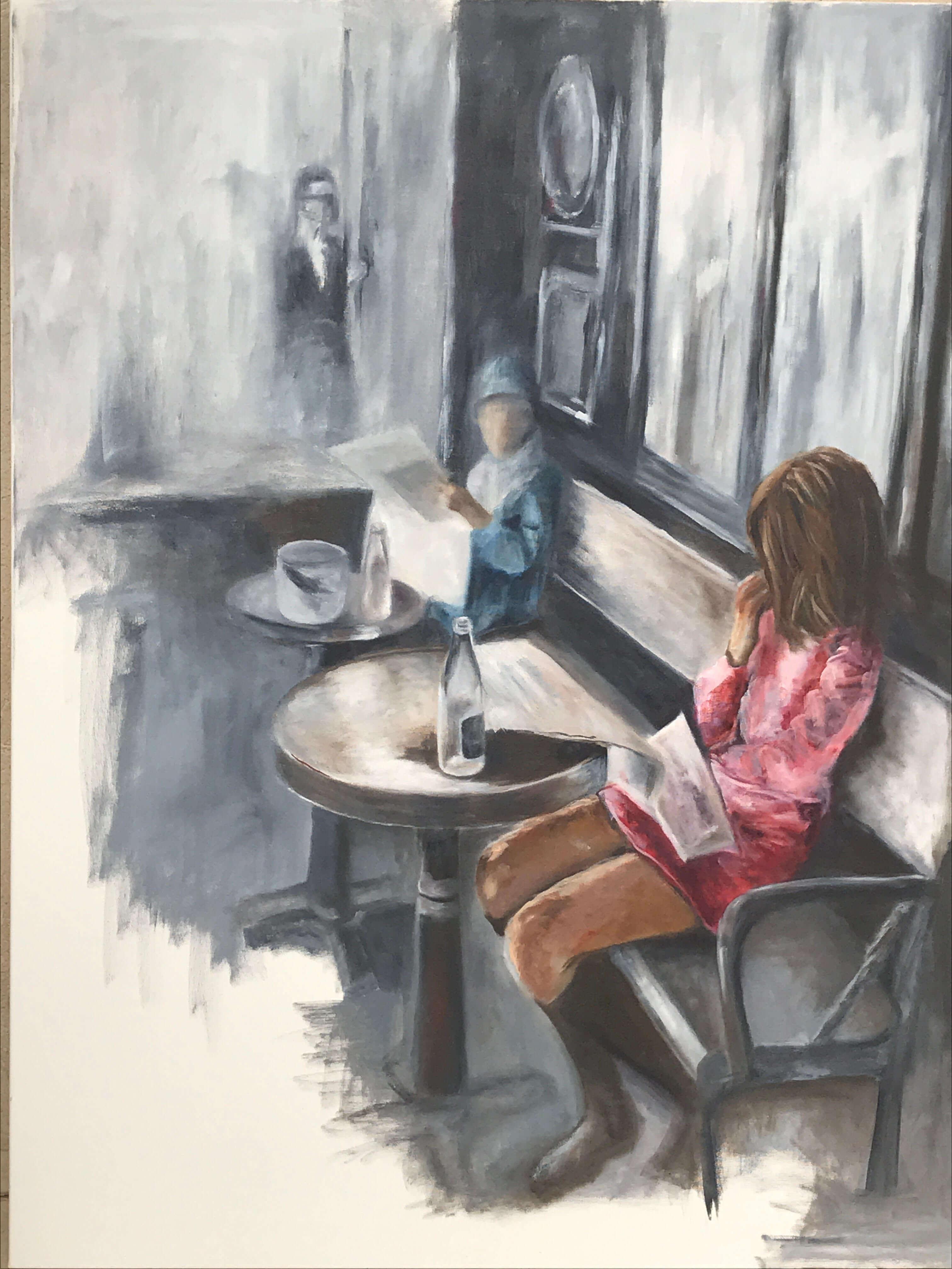 סדנאות ציור - הסטודיו של חגית שחל