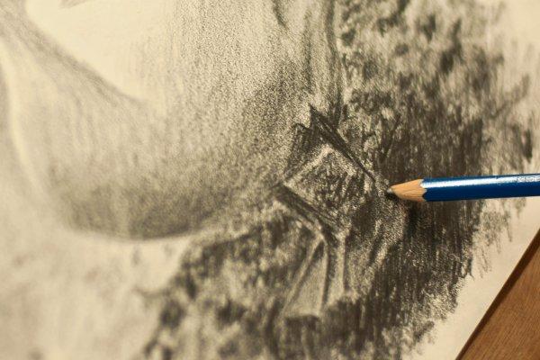 סדנאות רישום - הסטודיו של חגית שחל